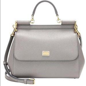 Dolce and Gabbana satchel
